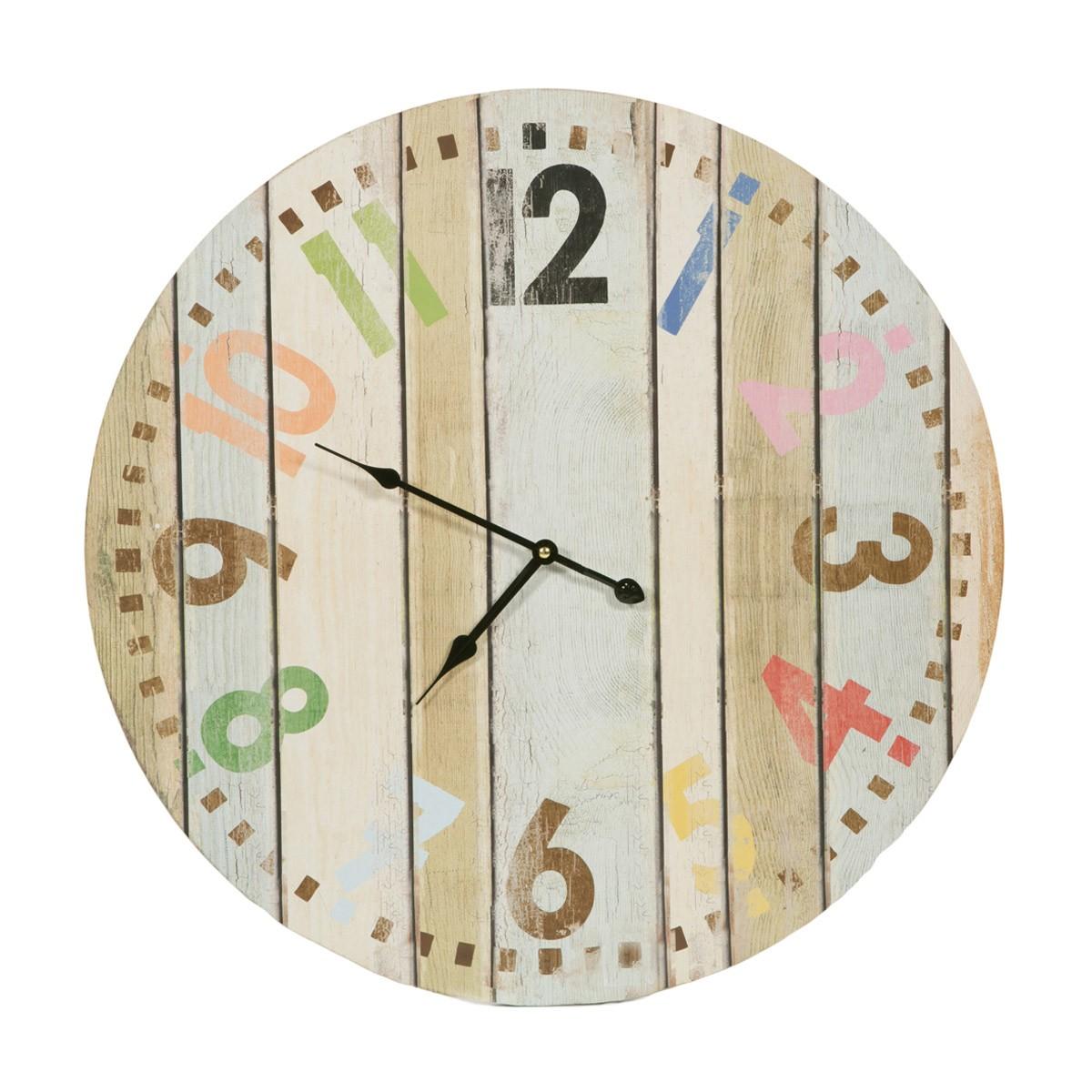 Ρολόι Τοίχου Marva Stripes 692057 85856