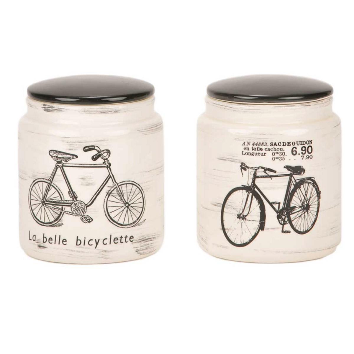 Δοχείο Ζάχαρης + Καφέ (Σετ) Marva Bicycle 652163