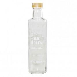 Μπουκάλι Για Λάδι Marva White Text Olio Μ52560