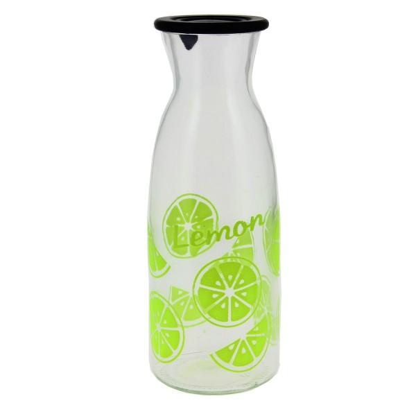 Μπουκάλι Με Καπάκι Marva Gummy Lemon Μ67590
