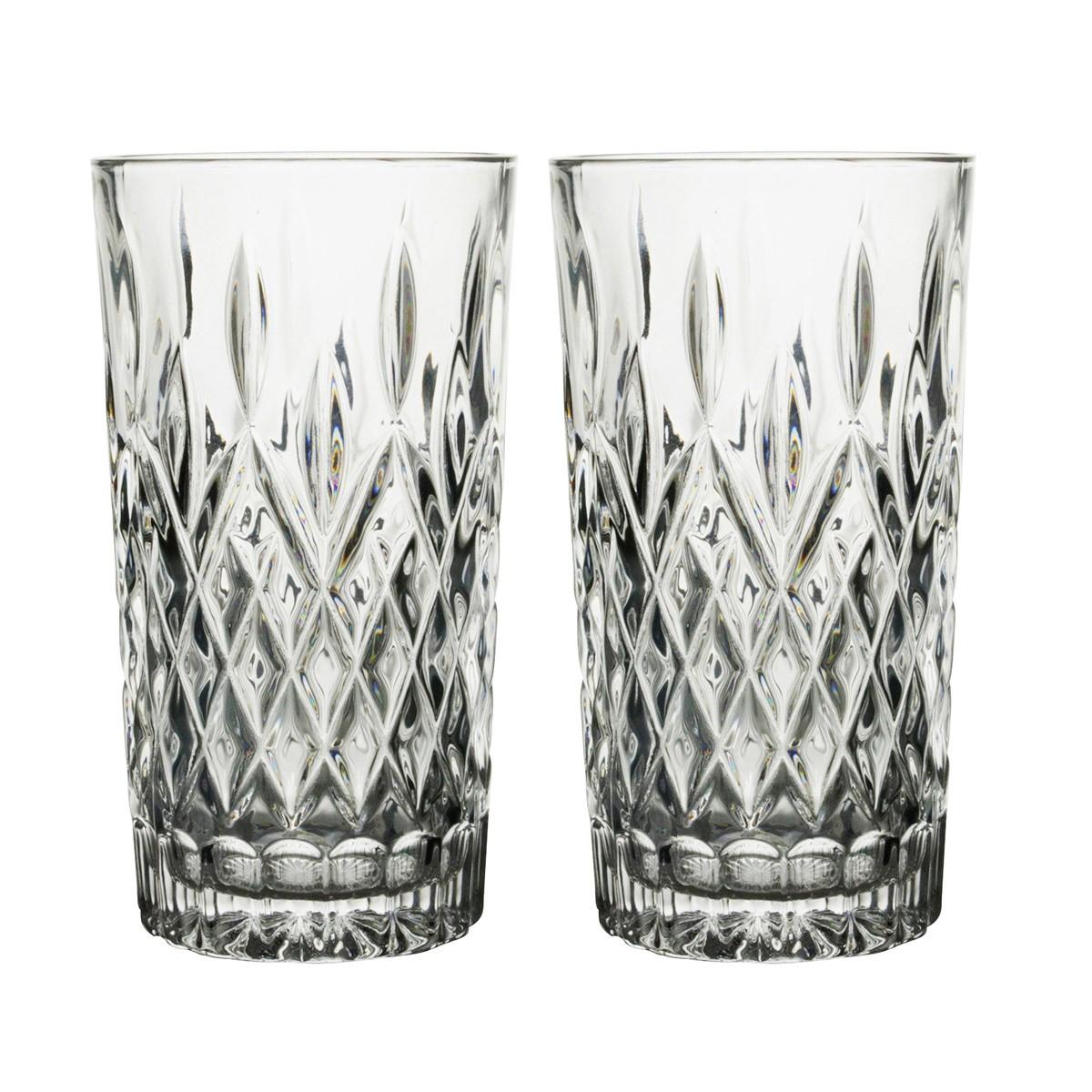 Ποτήρια Νερού (Σετ 2τμχ) Marva Cheers 02220390