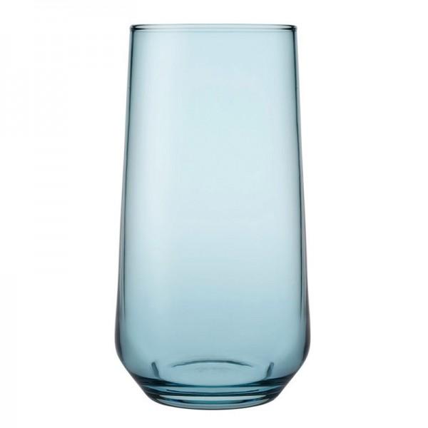 Ποτήρια Νερού (Σετ 6τμχ) Espiel Allegra Turquoise CAM420015T