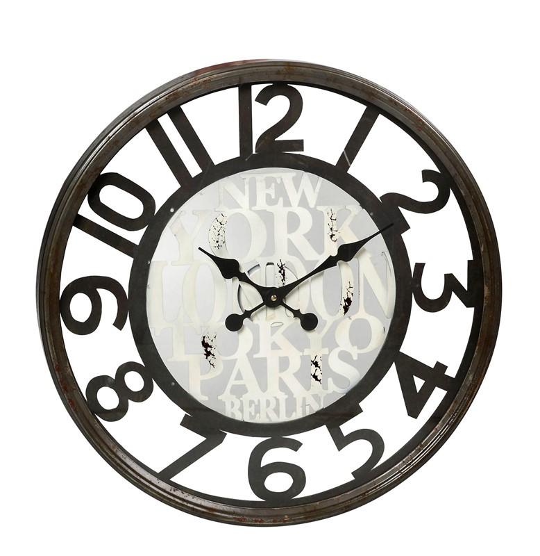 Ρολόι Τοίχου Espiel London LOG434 85991