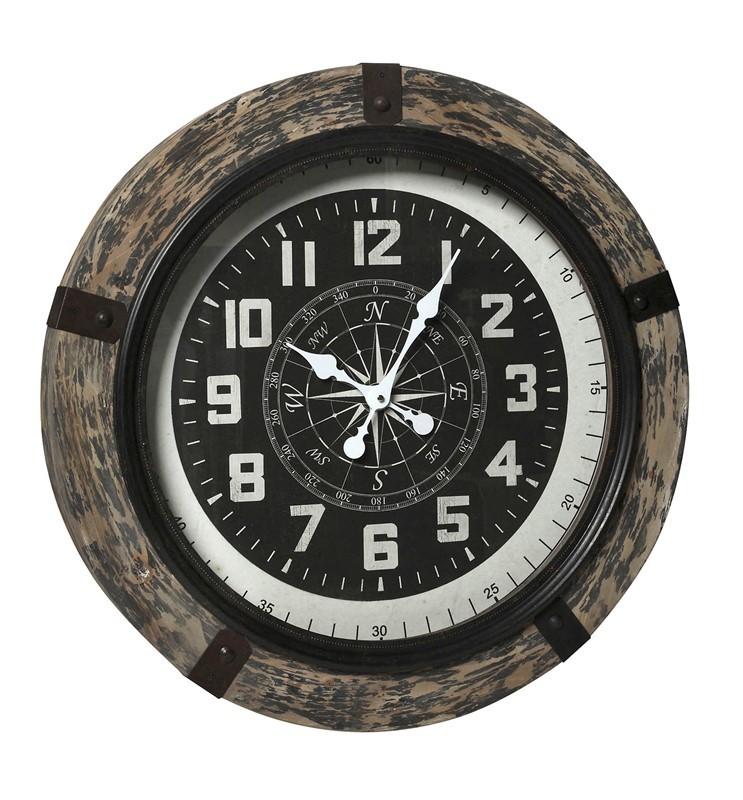 Ρολόι Τοίχου Espiel LOG435 85992