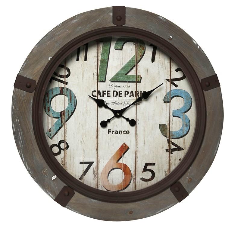 Ρολόι Τοίχου Espiel LOG442 85995