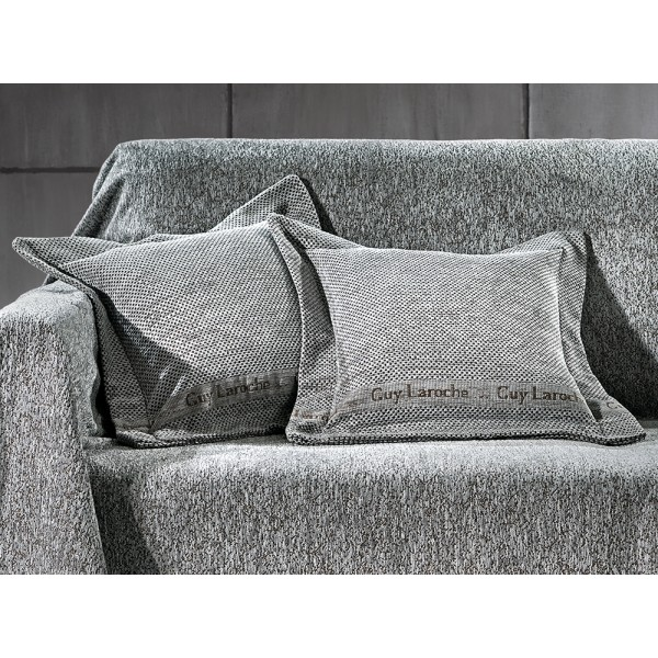Διακοσμητική Μαξιλαροθήκη Guy Laroche GA - BAL Silver