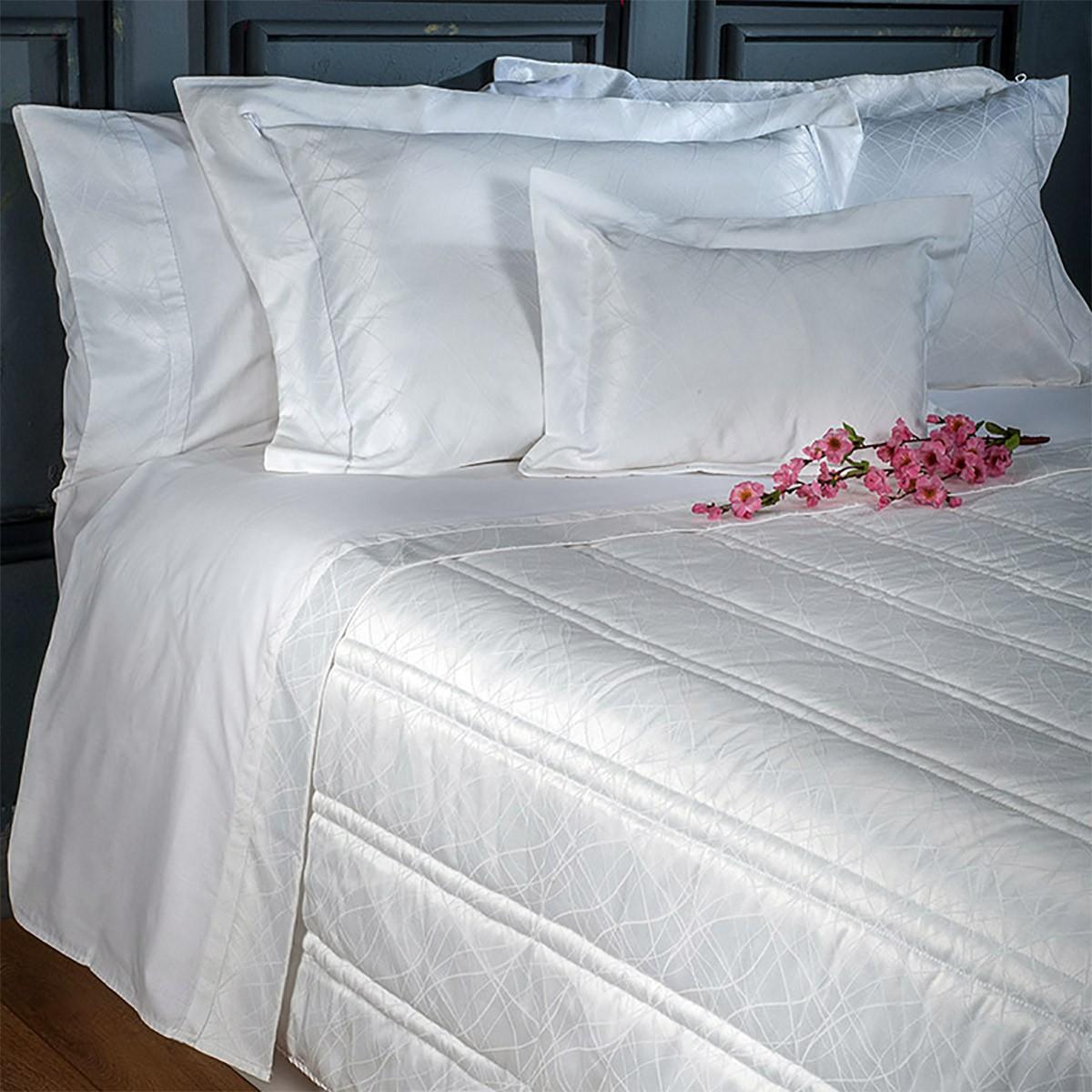 Νυφικό Κουβερλί (Σετ) Omega Home Des 111 home   μόδα γάμου   κουβερλί νυφικά
