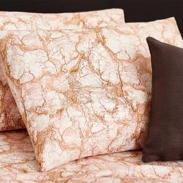 Ζεύγος Μαξιλαροθήκες Melinen Ultra Marble Blush