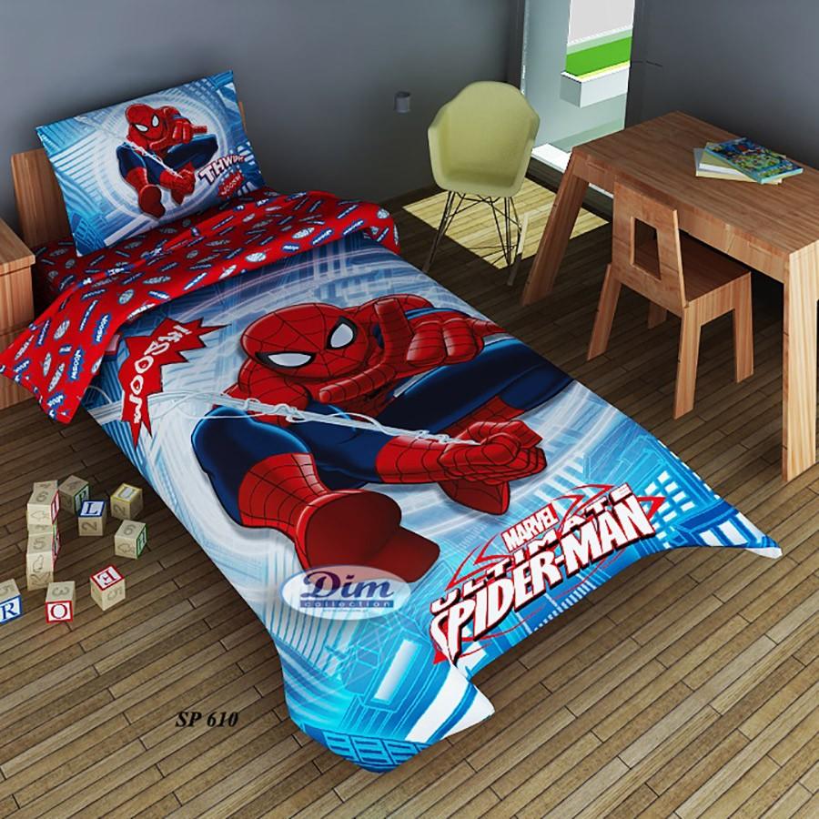 Παπλωματοθήκη Μονή (Σετ) Dim Collection Spiderman 610