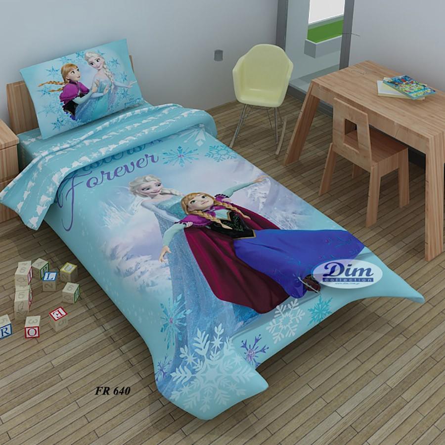 Παπλωματοθήκη Μονή (Σετ) Dim Collection Frozen 640