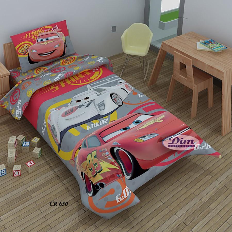 Παπλωματοθήκη Μονή (Σετ) Dim Collection Cars 650