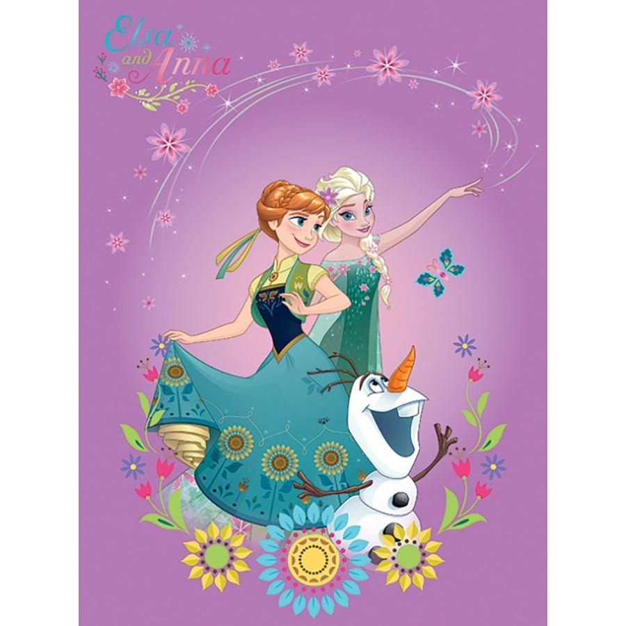 Παιδικό Χαλί (133x190) Disney By Vasilas Frozen 5