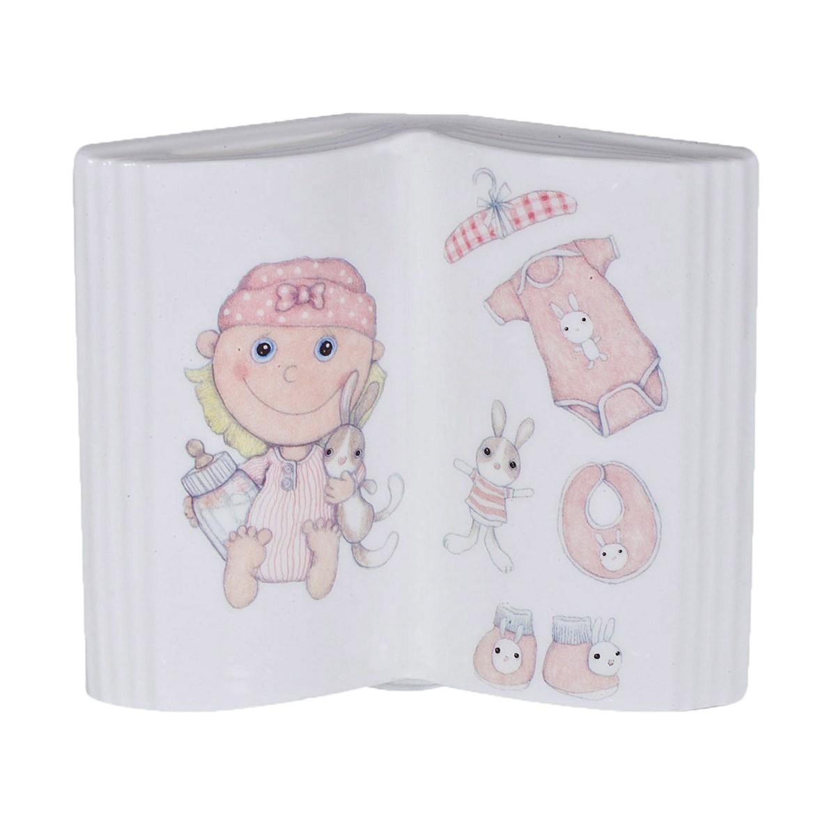Κουμπαράς Marva Girl 035053 home   παιδικά   παιδική διακόσμηση