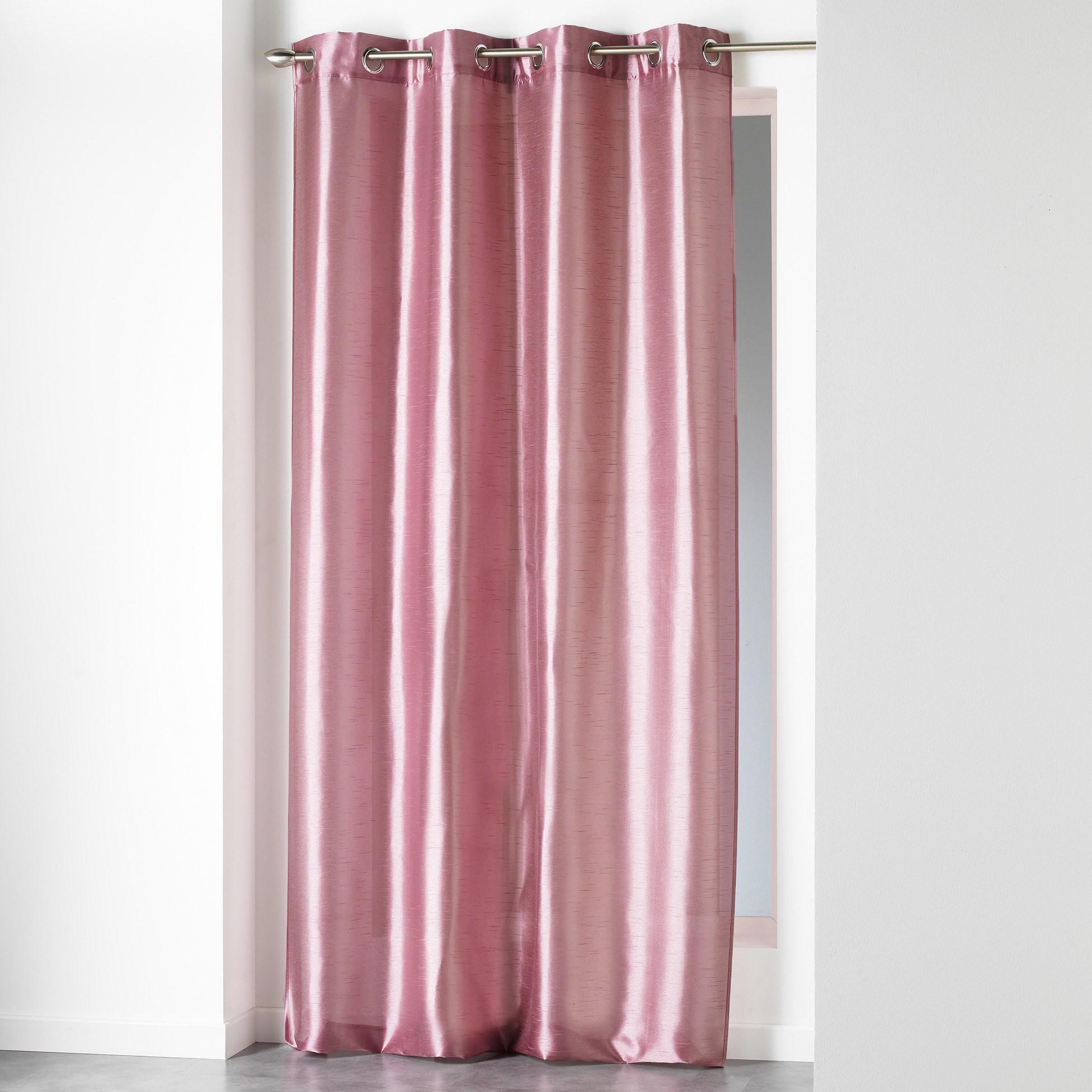 Κουρτίνα (140×280) Με Τρουκς Shana Rose 1606754