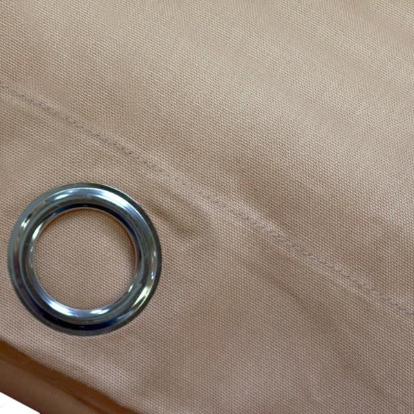 Κουρτίνα (140x240) Με Τρουκς L-C Panama Lin 1604625