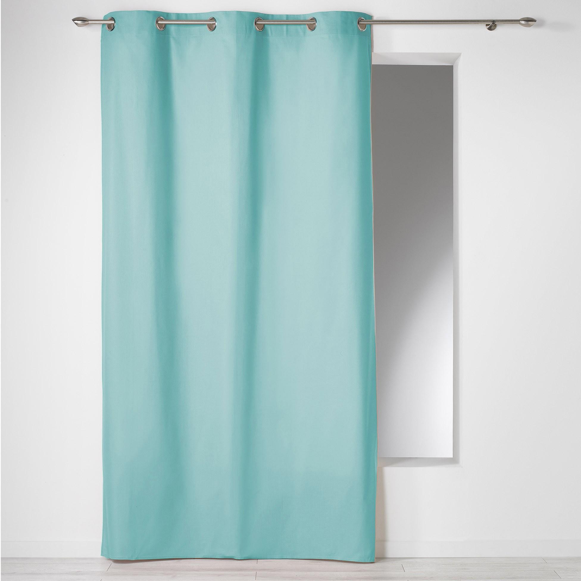 Κουρτίνα (140×240) Panama Menthe 1606022