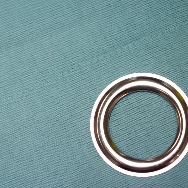 Κουρτίνα (140x240) Με Τρουκς L-C Panama Menthe 1606022