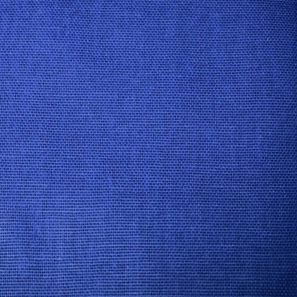Κουρτίνα (140x240) Με Τρουκς L-C Panama Indigo 1607308