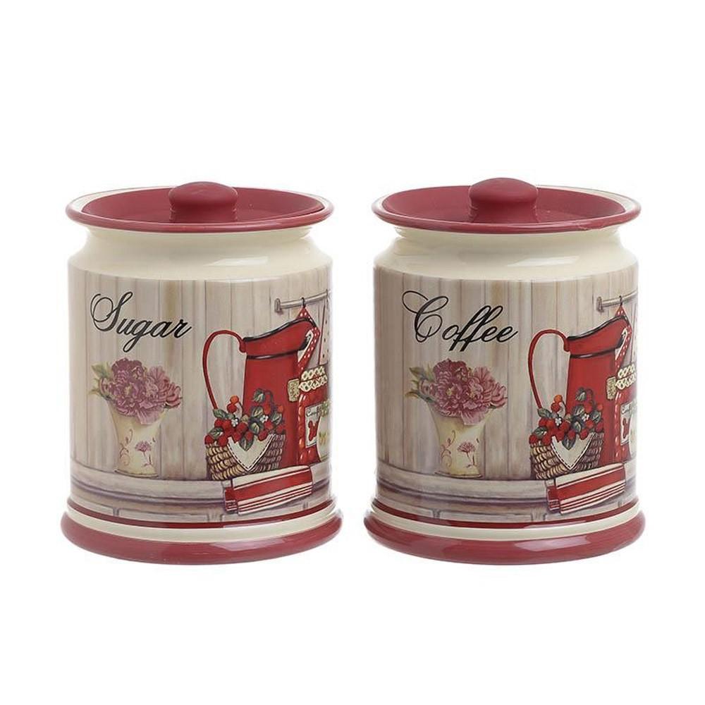 Δοχείο Ζάχαρης + Καφέ (Σετ) InArt 3-60-931-0125 86823