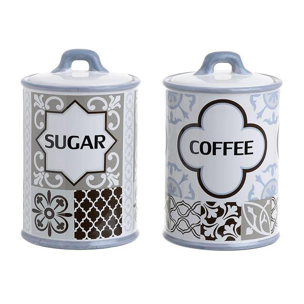 Δοχείο Ζάχαρης + Καφέ (Σετ) InArt 3-60-931-0131