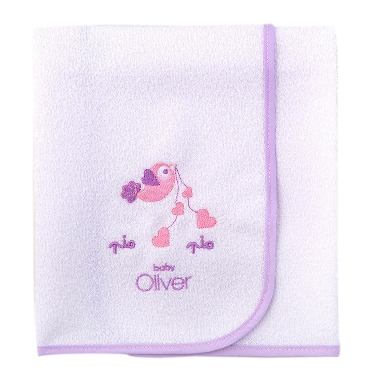 Βρεφικό Σελτεδάκι Baby Oliver Lilac Dream Birds 300
