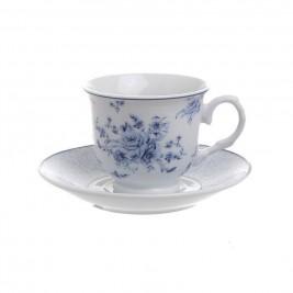Φλυτζάνια Καφέ + Πιατάκια (Σετ 6τμχ) InArt 3-60-518-0021