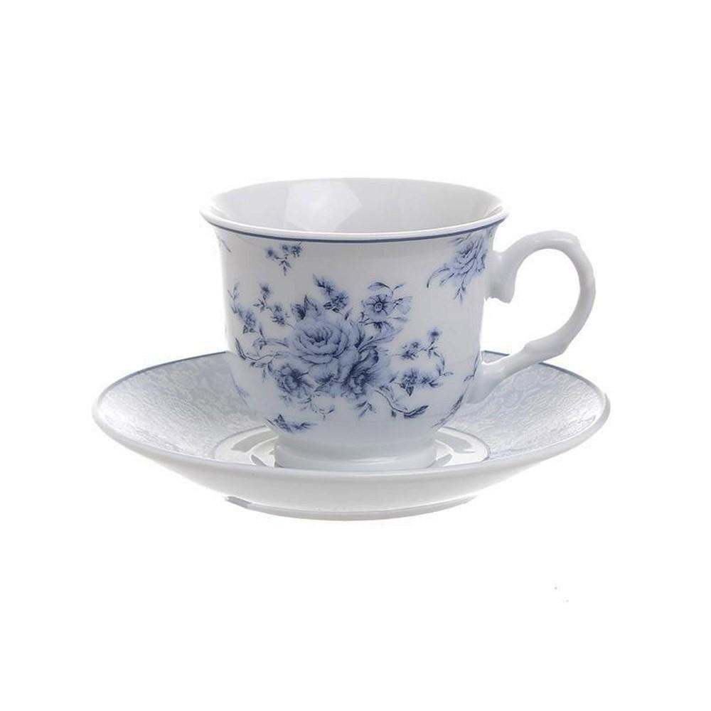 Φλυτζάνια Καφέ + Πιατάκια (Σετ 6τμχ) InArt 3-60-518-0021 86957