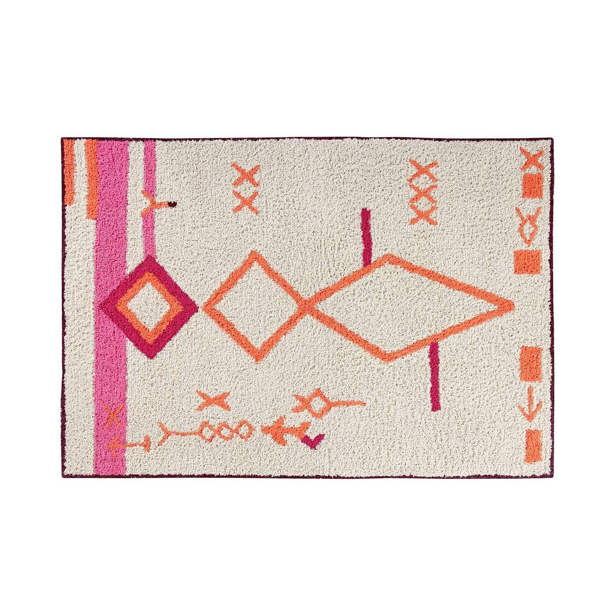 Πλενόμενο Χαλί (140×200) Lorena Canals Morocco Saffi