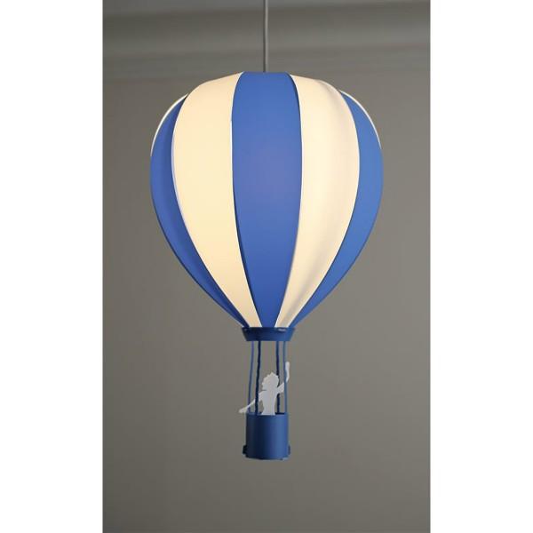 Παιδικό Φωτιστικό Οροφής Μονόφωτο R&M Coudert Αερόστατο Μπλε