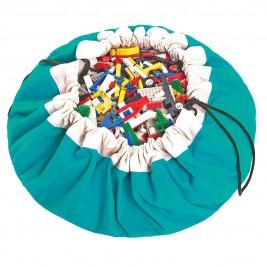 Σάκος/Στρώμα Παιχνιδιού Play&Go Turquoise