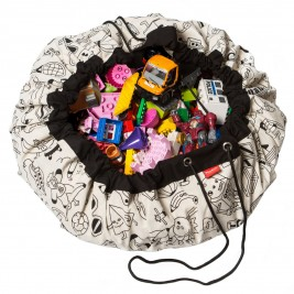 Σάκος/Στρώμα Παιχνιδιού Play&Go Color My Bag