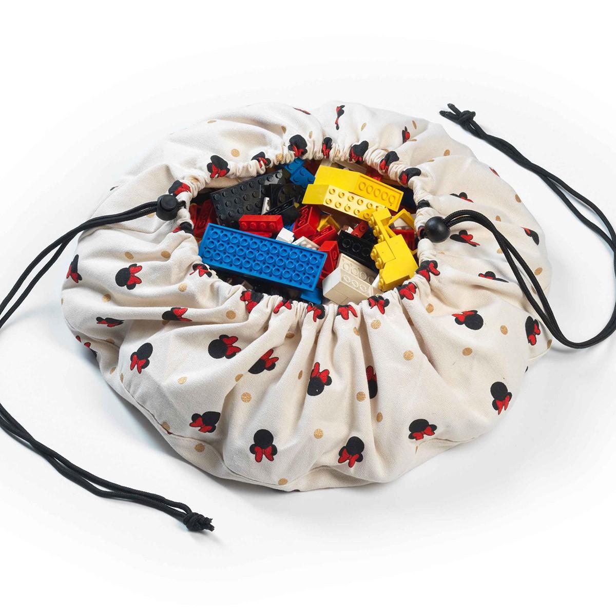 Σάκος/Στρώμα Παιχνιδιού Play&Go Mini Minnie