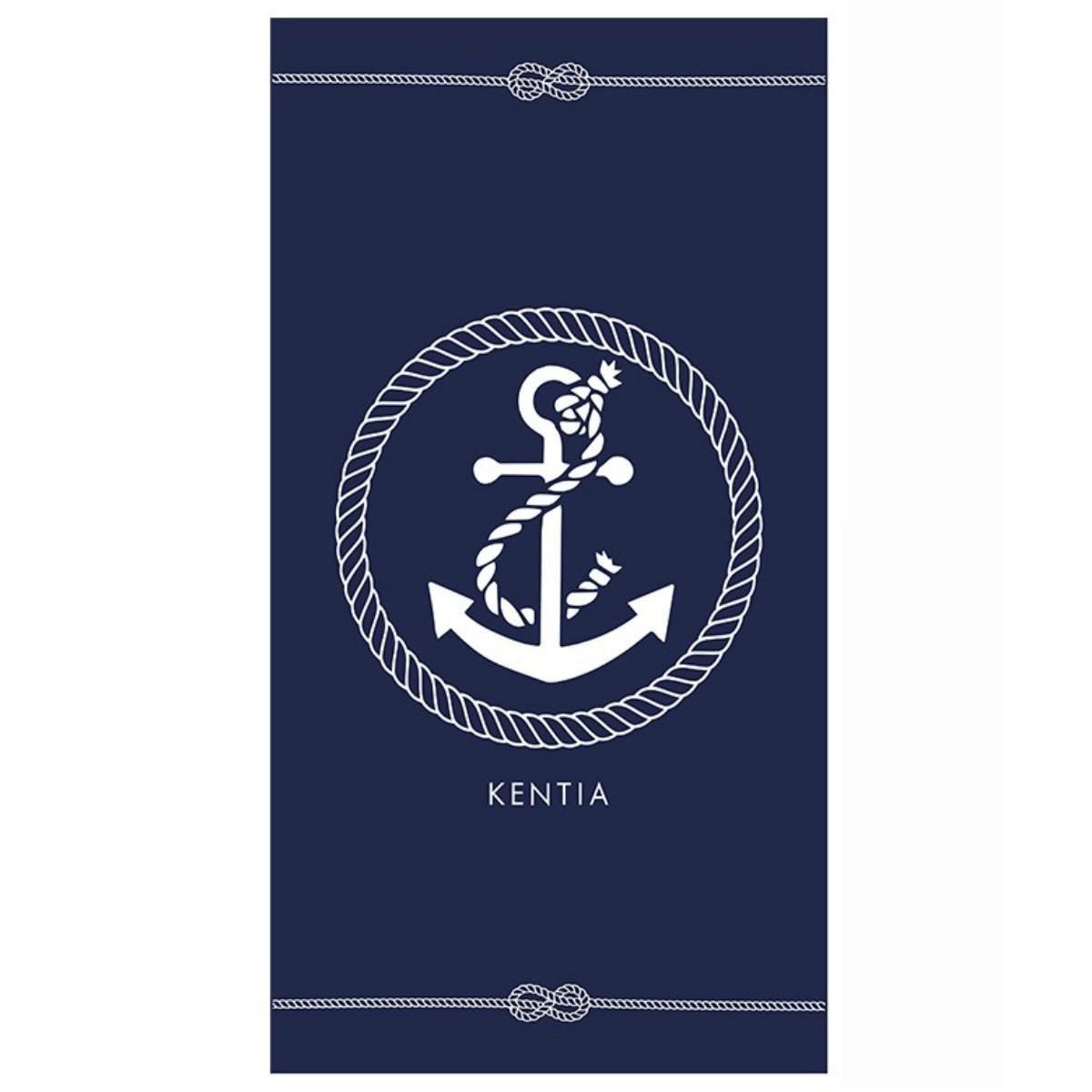Πετσέτα Θαλάσσης Kentia Craft 01