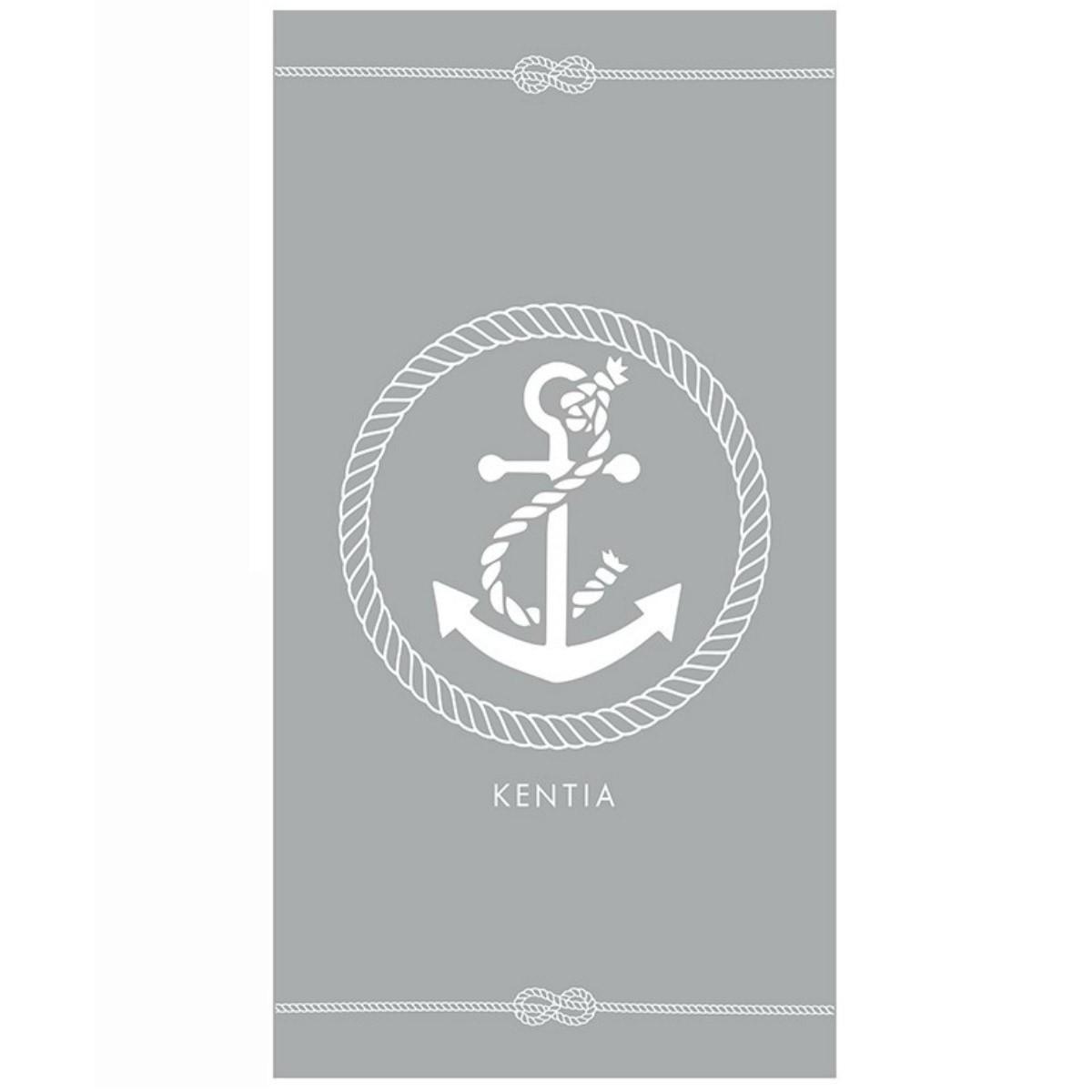 Πετσέτα Θαλάσσης Kentia Craft 22