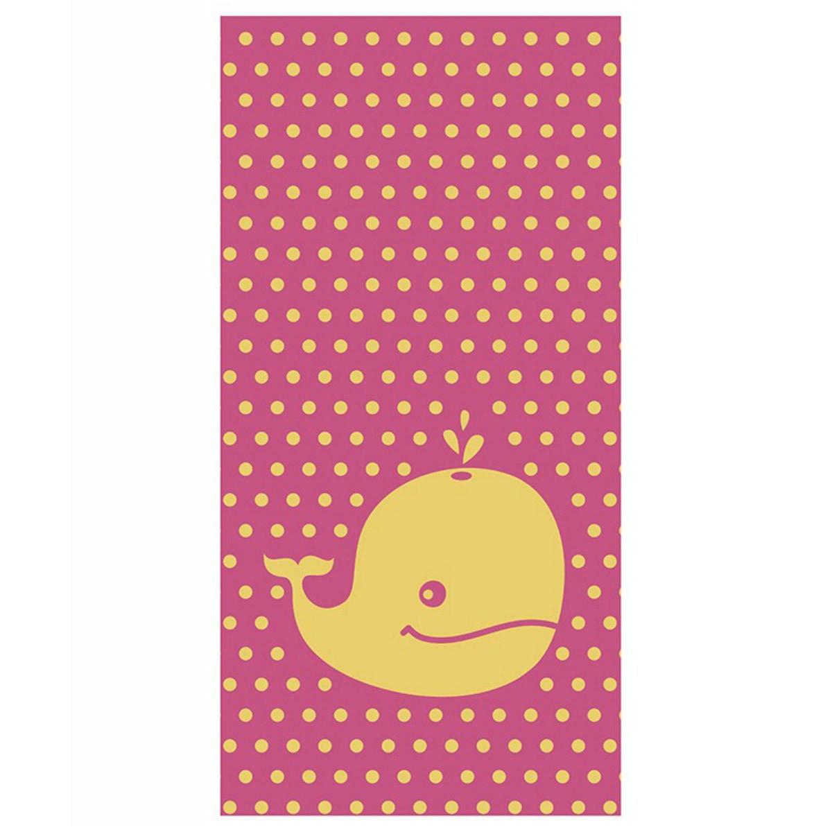 Παιδική Πετσέτα Θαλάσσης Kentia Whale 14