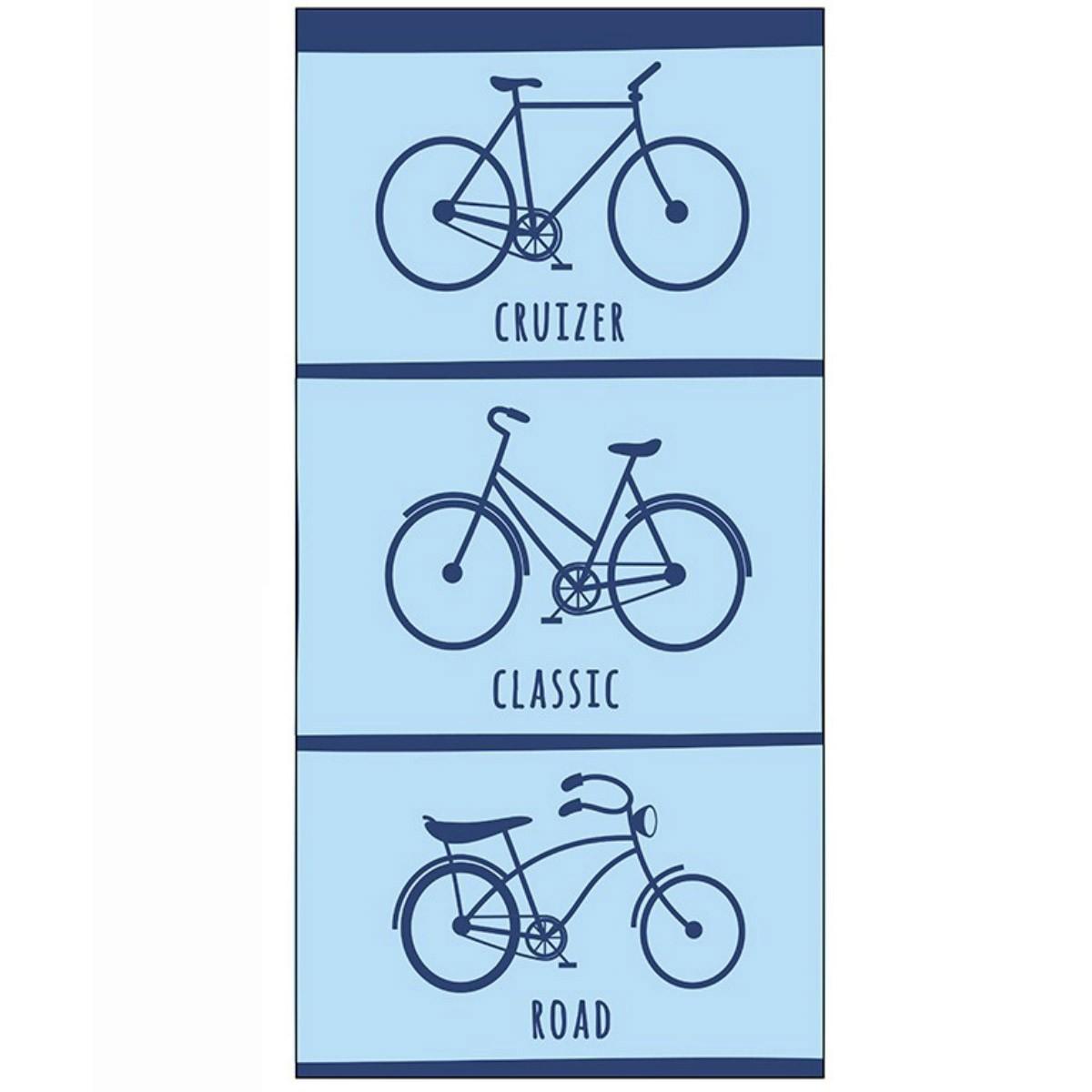 Παιδική Πετσέτα Θαλάσσης Kentia Bikes