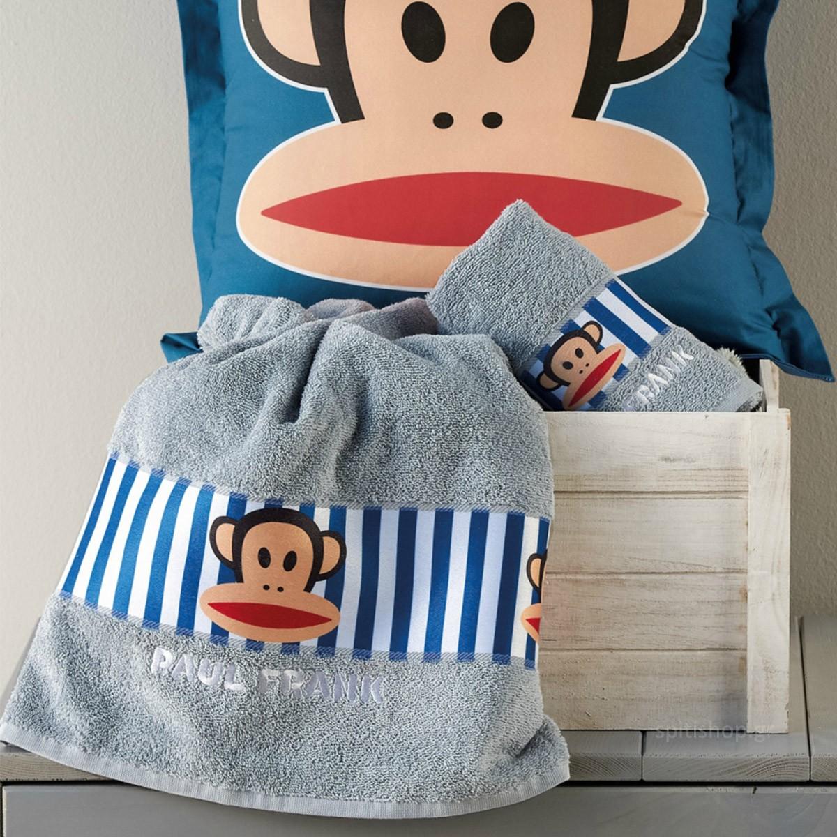 Παιδικές Πετσέτες (Σετ 2τμχ) Kentia Kids Paul Frank 13 87441