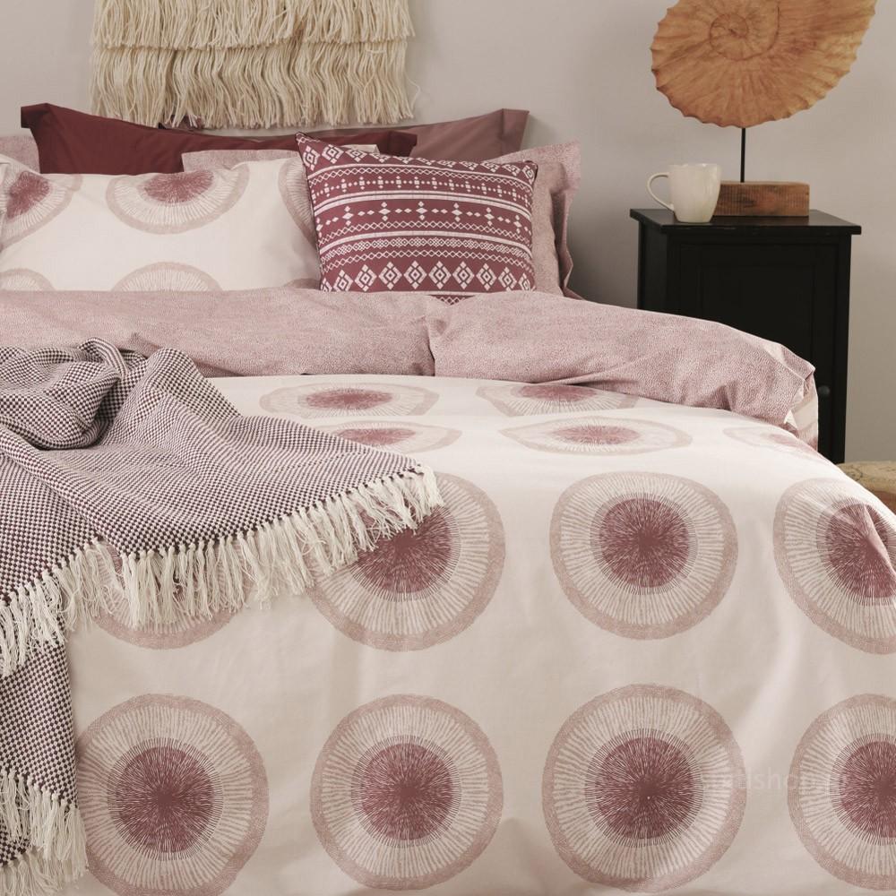 Σεντόνια Υπέρδιπλα (Σετ) Kentia Loft Kiwi 17 home   κρεβατοκάμαρα   σεντόνια   σεντόνια υπέρδιπλα
