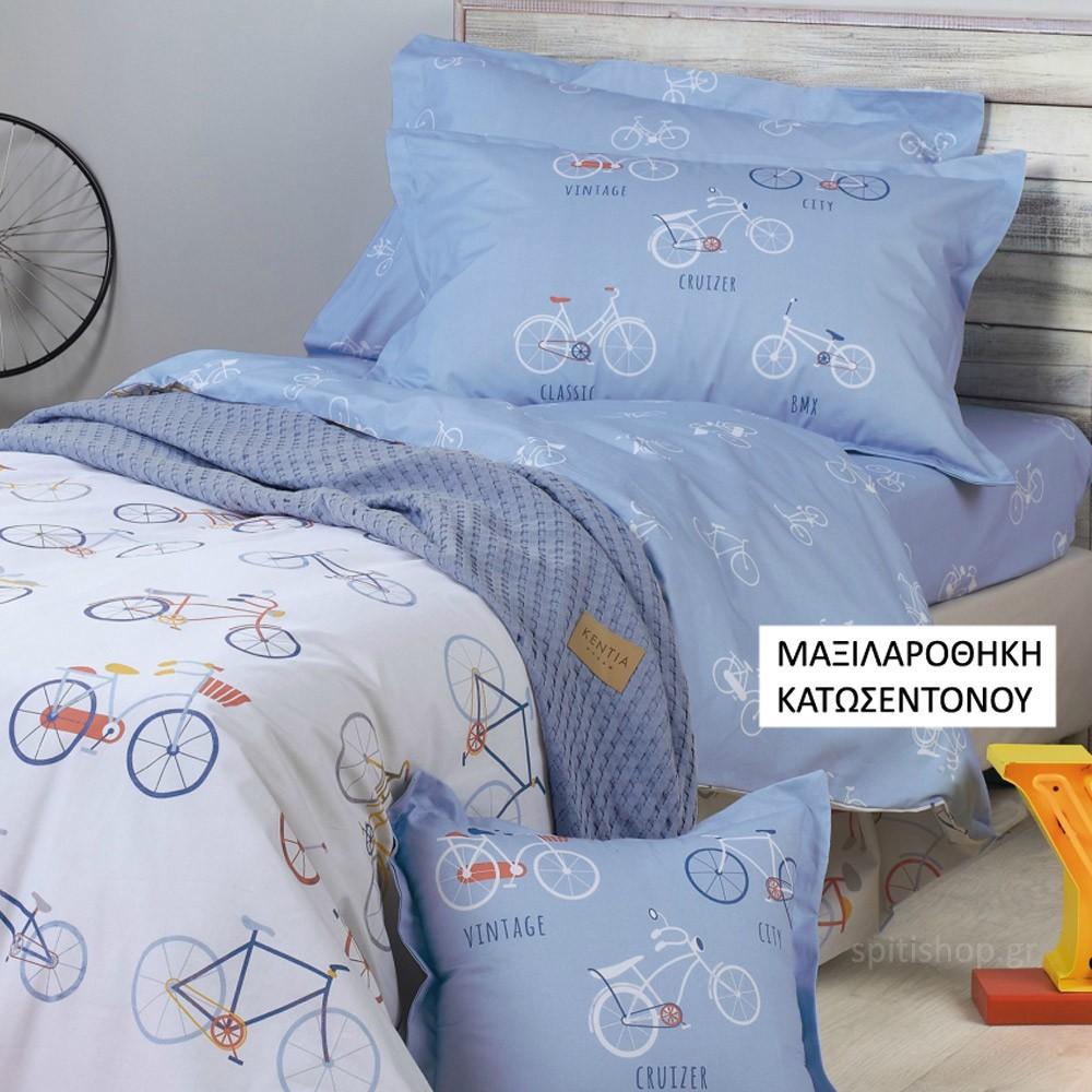 Μαξιλαροθήκη Κατωσέντονου Kentia Kids Lalala home   παιδικά   μαξιλαροθήκες παιδικές