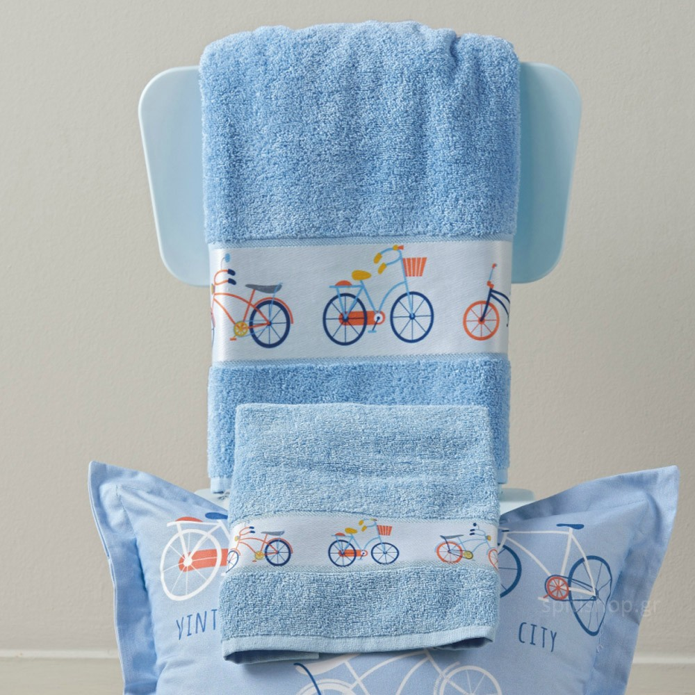 Παιδικές Πετσέτες (Σετ 2τμχ) Kentia Kids Lalala 87551