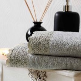 Πετσέτες Μπάνιου (Σετ 2τμχ) Kentia Bath Crochet