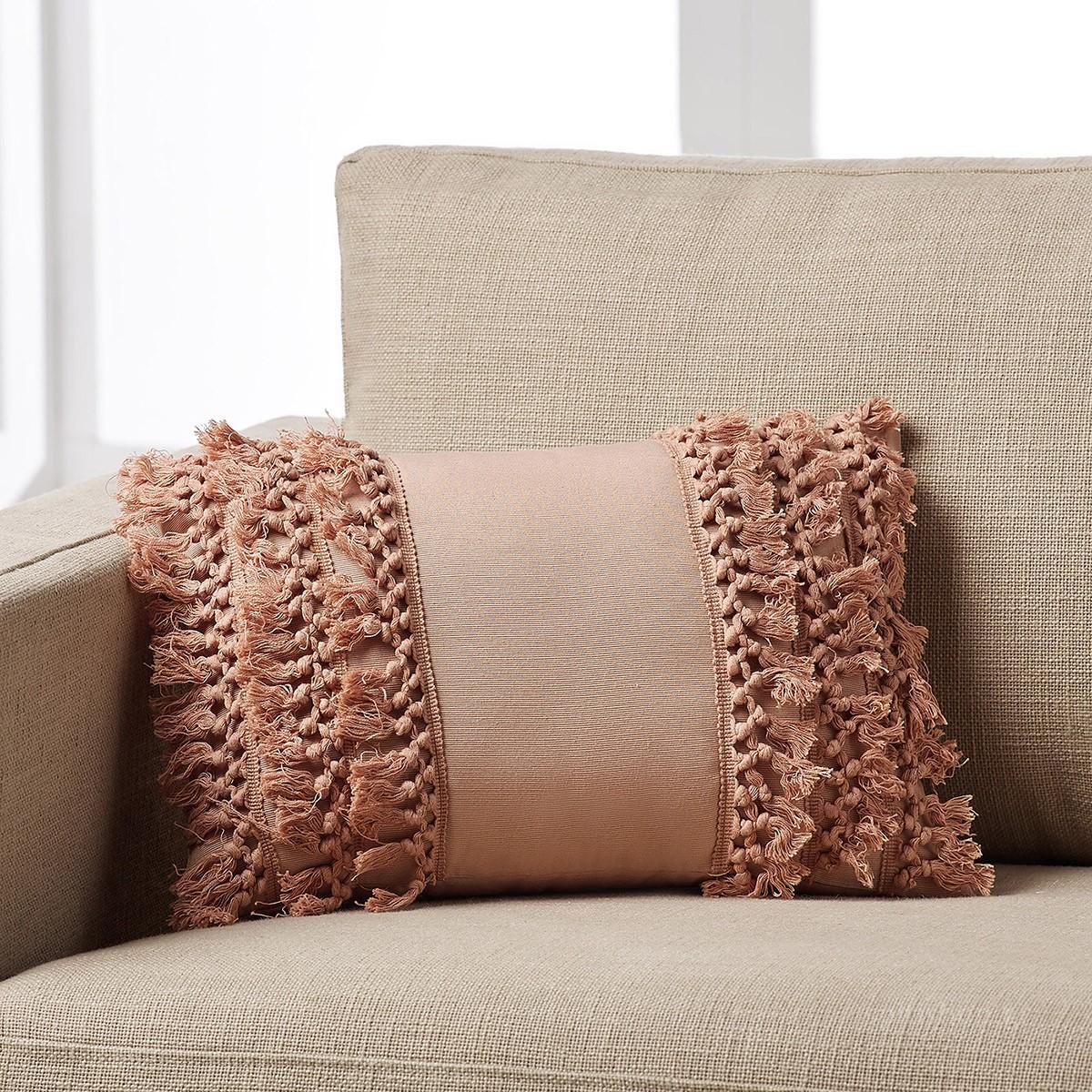 Διακοσμητική Μαξιλαροθήκη Gofis Home Pony Apple 685/25 home   σαλόνι   διακοσμητικά μαξιλάρια