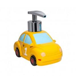 Δοχείο Κρεμοσάπουνου Marva Car Yellow 478140