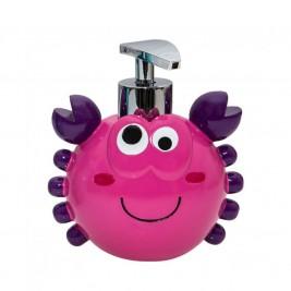 Δοχείο Κρεμοσάπουνου Marva Crab Pink 478142