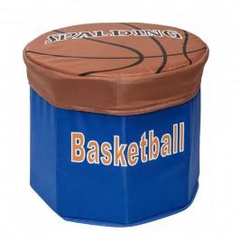 Παιδικό Καλάθι/Σκαμπώ Marva Basketball 744001