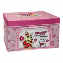 Παιδικό Καλάθι/Σκαμπώ Marva Abner Pink 744012