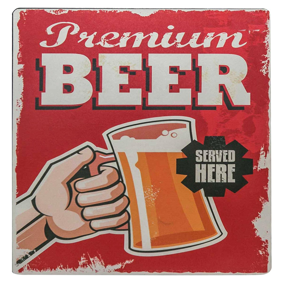 Διακοσμητική Ταμπέλα Marva Beer 736057