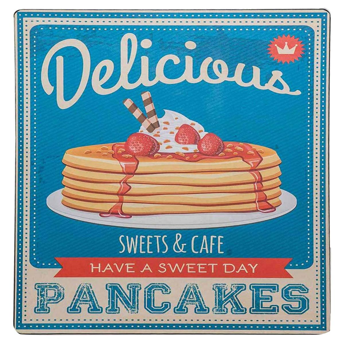 Διακοσμητική Ταμπέλα Marva Pancakes 736058
