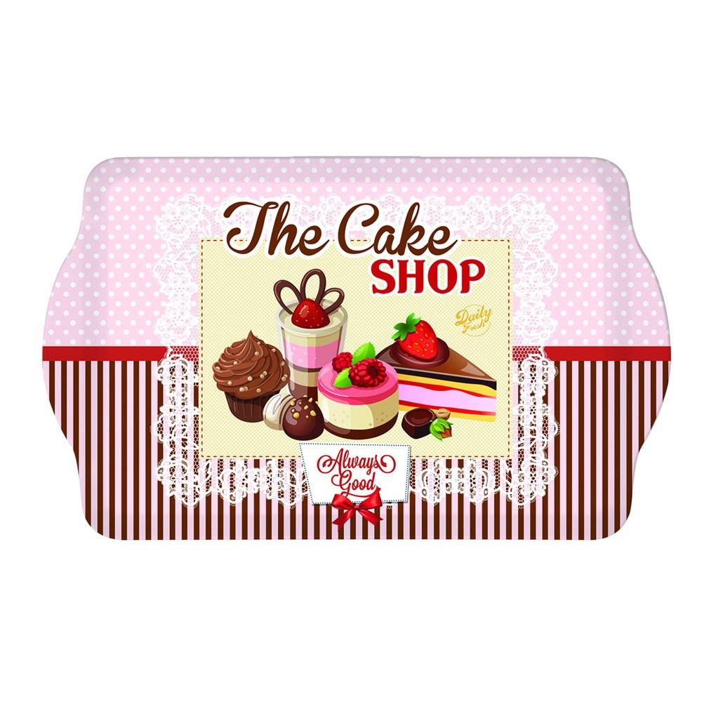 Δίσκος Σερβιρίσματος Marva The Cake Shop 531CΑSΗ home   κουζίνα   τραπεζαρία   είδη σερβιρίσματος