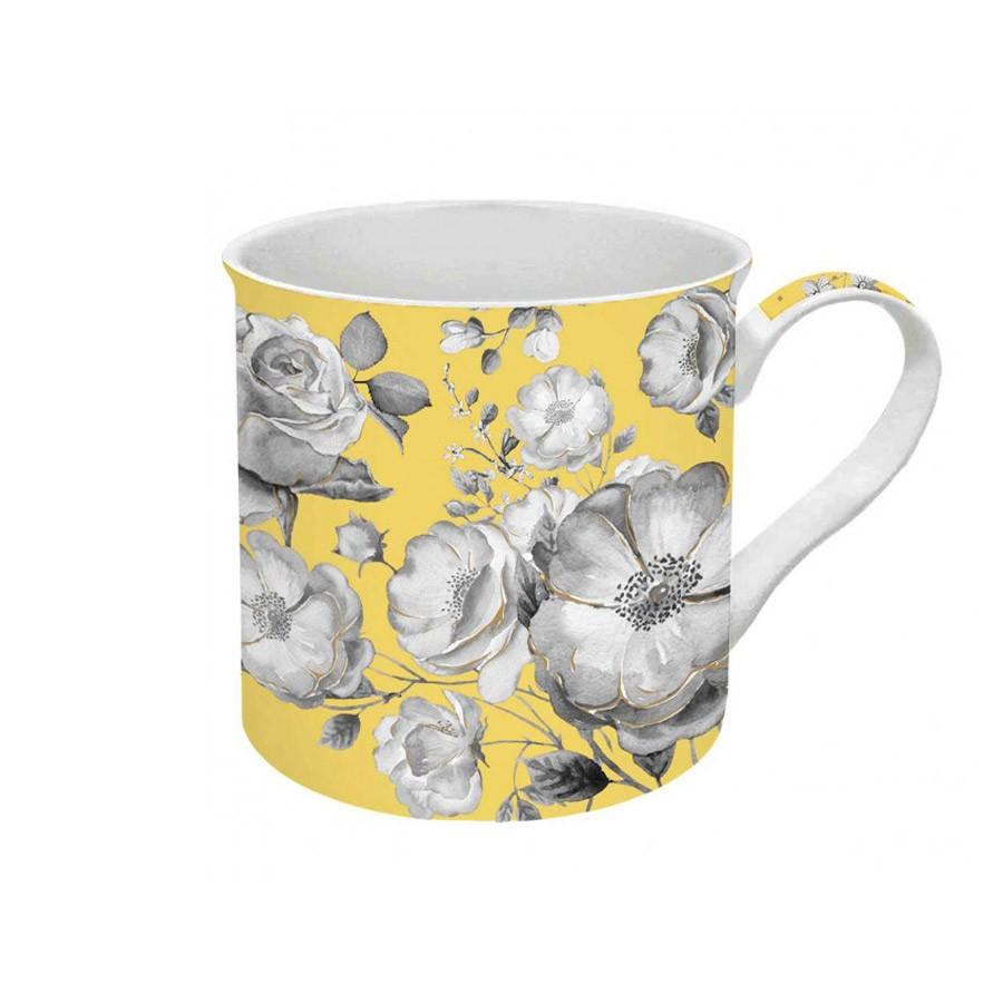Κούπα Marva Trend Yellow Flowers 177ΤCΥG
